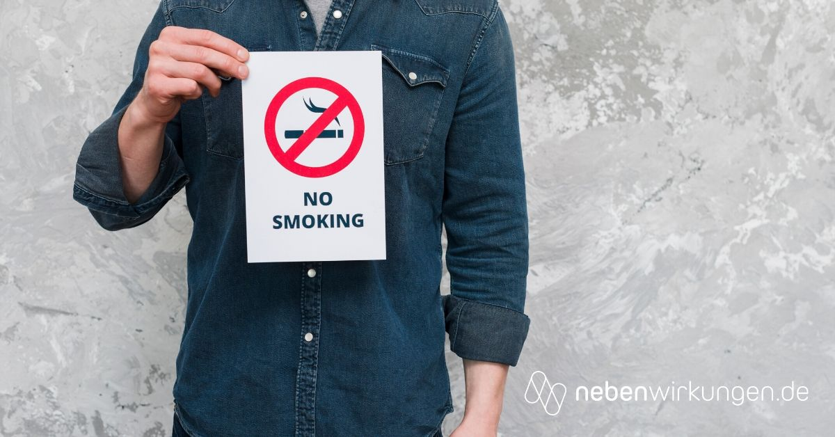 Mit Rauchen aufhören: Medikamente zur Nikotinentwöhnung?